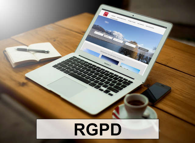 GM Immobilier - RGPD